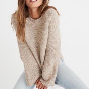 NWT Madewell Bell Sleeve Sweater